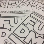 FUN DMC – Colouring Book
